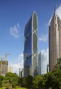 سازه طراحی شده با بار باد